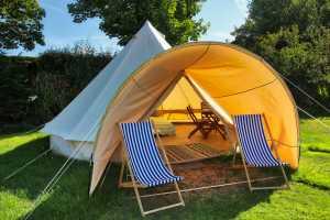 Hire Tent - Boutique