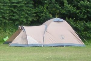 Own Tent + Electric
