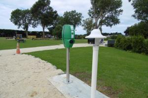 EV charging site