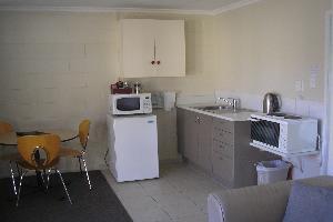 Motel 1 bedroom