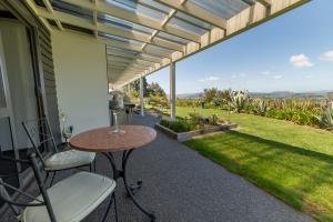 Tui suite outdoor area
