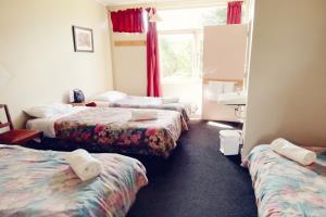 Older Style Motel 8