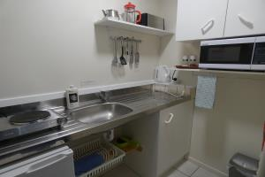 Cute and well-equipped kitchenette