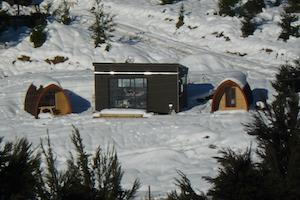 Harakeke hut 2