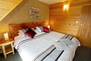 Kanuka lodge bedroom